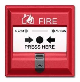 Nút nhấn khẩn C-9202 GST